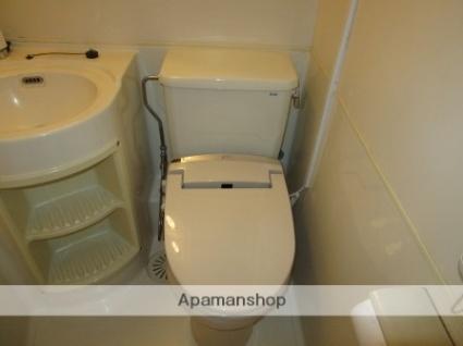 新潟ステーションハイツ[1K/20.7m2]のトイレ