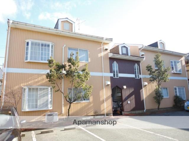 新潟県新潟市中央区、新潟駅徒歩57分の築25年 2階建の賃貸アパート