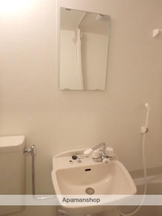 鈴木ビル[1K/21m2]の洗面所