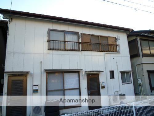 新潟県新潟市中央区、新潟駅徒歩22分の築25年 2階建の賃貸アパート