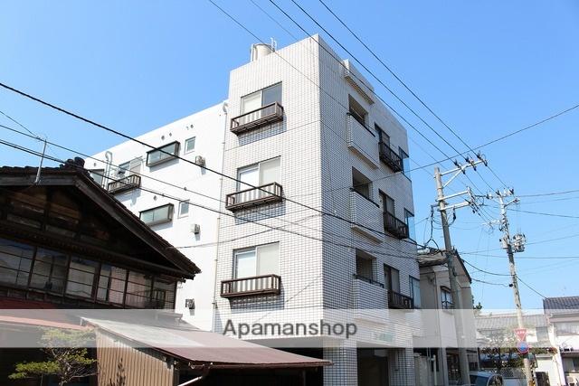 新潟県新潟市中央区、新潟駅徒歩36分の築30年 4階建の賃貸マンション