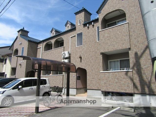 新潟県新潟市中央区の築9年 2階建の賃貸アパート