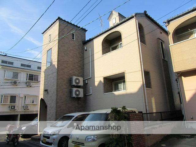 新潟県新潟市中央区、新潟駅徒歩17分の築12年 2階建の賃貸アパート