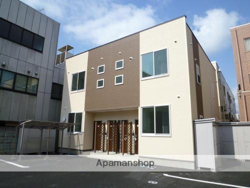 新潟県新潟市中央区、新潟駅徒歩44分の築5年 2階建の賃貸アパート