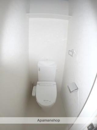 ベル・ヴェール田中町[1LDK/43.65m2]のトイレ