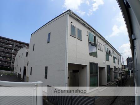 新潟県新潟市中央区、新潟駅徒歩17分の築4年 2階建の賃貸アパート