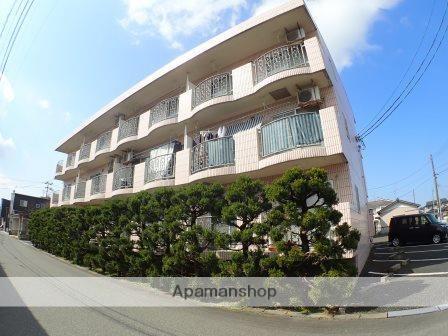 新潟県新潟市中央区、越後石山駅徒歩16分の築21年 3階建の賃貸マンション