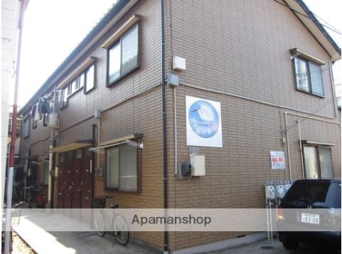 新潟県新潟市中央区の築40年 2階建の賃貸アパート
