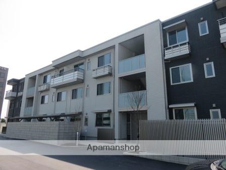 新潟県新潟市中央区、青山駅徒歩26分の新築 3階建の賃貸マンション