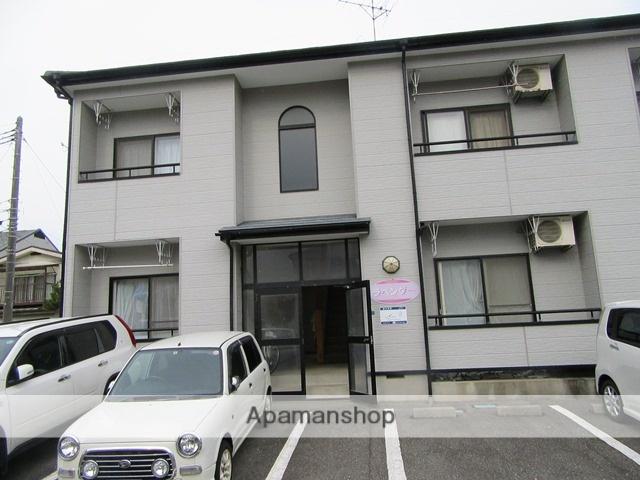 新潟県新潟市中央区、関屋駅徒歩33分の築18年 2階建の賃貸アパート
