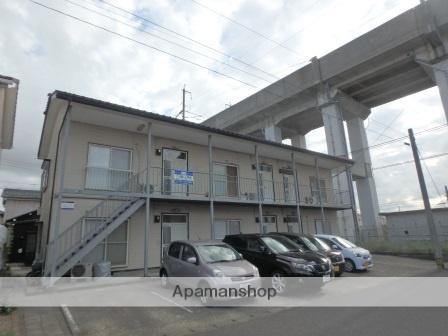 新潟県新潟市中央区、新潟駅徒歩32分の築30年 2階建の賃貸アパート