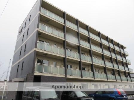 新潟県新潟市中央区、新潟駅徒歩29分の新築 5階建の賃貸マンション
