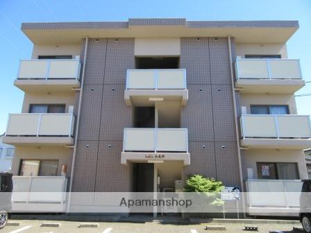 新潟県新潟市中央区、新潟駅徒歩63分の築20年 3階建の賃貸マンション