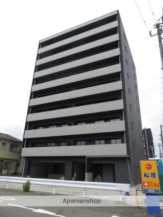 新潟県新潟市中央区、新潟駅徒歩12分の新築 9階建の賃貸マンション