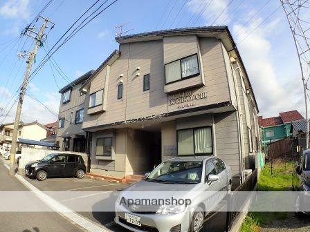 新潟県新潟市中央区、新潟駅徒歩21分の築21年 2階建の賃貸アパート