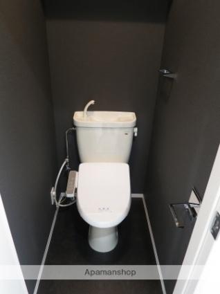 Lily-be女池上山Ⅱ[1K/23.1m2]のトイレ