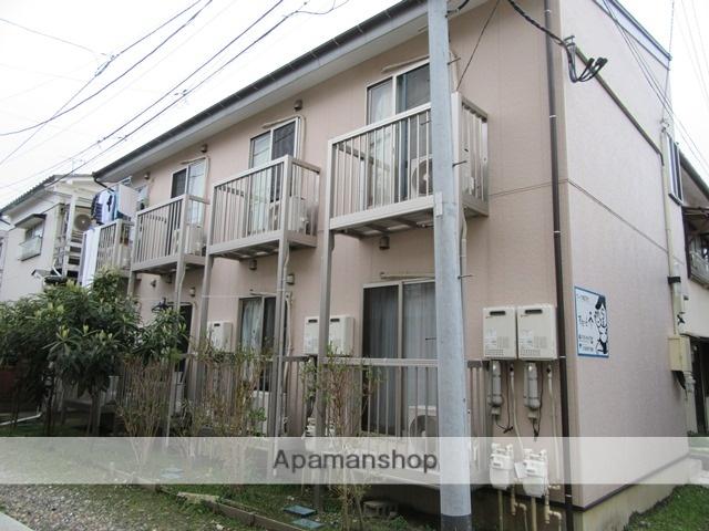 新潟県新潟市中央区の築5年 2階建の賃貸アパート