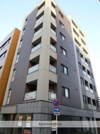 新潟県新潟市中央区の築9年 8階建の賃貸マンション