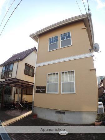 新潟県新潟市中央区、新潟駅徒歩9分の築27年 2階建の賃貸アパート