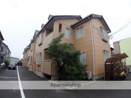 新潟県新潟市中央区、新潟駅徒歩31分の築23年 2階建の賃貸アパート