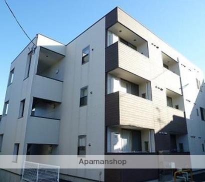新潟県新潟市中央区、関屋駅徒歩3分の築8年 3階建の賃貸アパート