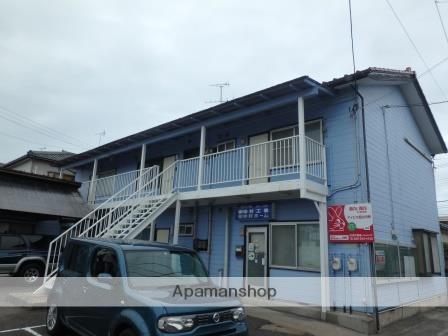 新潟県新潟市中央区、新潟駅徒歩20分の築51年 2階建の賃貸アパート