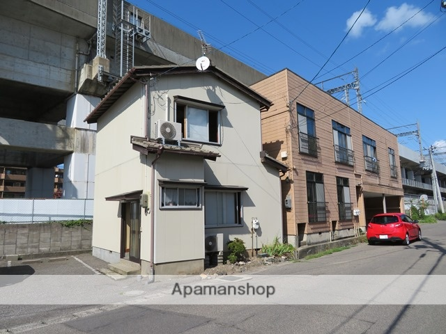 新潟県新潟市中央区、新潟駅徒歩7分の築41年 2階建の賃貸一戸建て