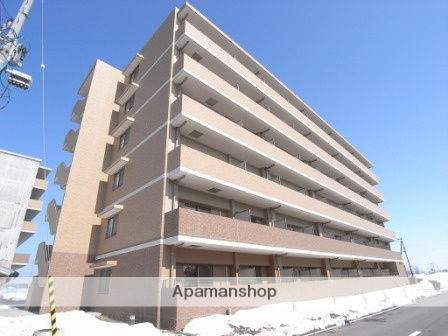 新潟県新潟市中央区、新潟駅徒歩79分の築7年 6階建の賃貸マンション
