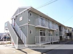 新潟県新潟市中央区、新潟駅徒歩66分の築28年 2階建の賃貸アパート