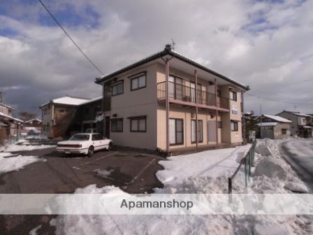 新潟県新潟市中央区の築34年 2階建の賃貸アパート