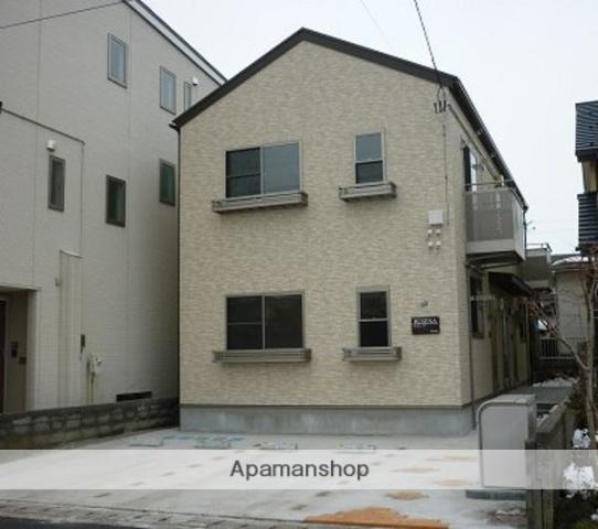 新潟県新潟市中央区、白山駅徒歩10分の築5年 2階建の賃貸アパート