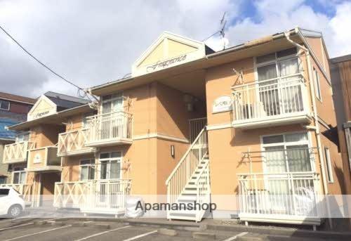 新潟県新潟市中央区、新潟駅徒歩12分の築27年 2階建の賃貸アパート
