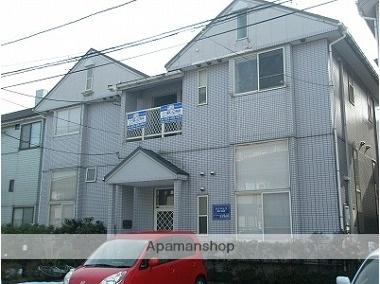新潟県新潟市中央区、新潟駅徒歩35分の築26年 2階建の賃貸アパート