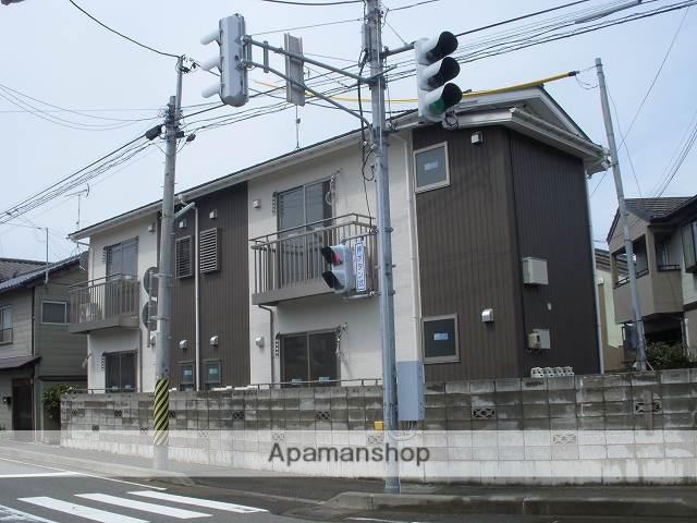 新潟県新潟市中央区の築44年 2階建の賃貸アパート