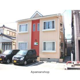 新潟県新潟市中央区、新潟駅徒歩21分の築25年 2階建の賃貸アパート