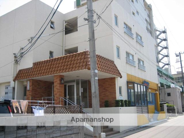 新潟県新潟市中央区、青山駅徒歩17分の築32年 3階建の賃貸マンション