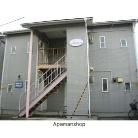 新潟県新潟市中央区、新潟駅徒歩11分の築21年 2階建の賃貸アパート