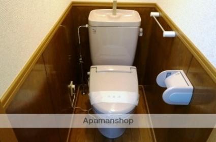 メゾンプランタン[1K/19.83m2]のトイレ