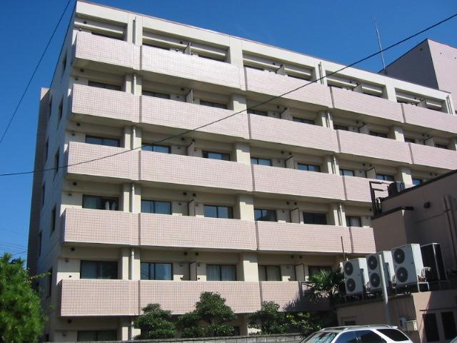 新潟県新潟市中央区、新潟駅徒歩5分の築28年 6階建の賃貸マンション