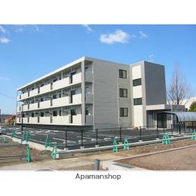 新潟県新潟市江南区、亀田駅徒歩5分の築12年 3階建の賃貸マンション
