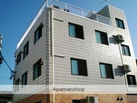 新潟県新潟市江南区、亀田駅徒歩1分の築14年 3階建の賃貸マンション