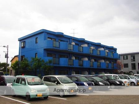 新潟県新潟市中央区、新潟駅徒歩22分の築20年 3階建の賃貸マンション