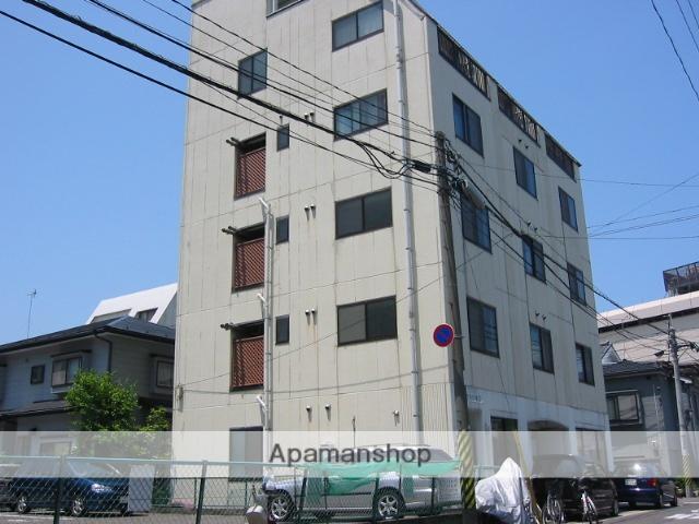 新潟県新潟市中央区、新潟駅徒歩1分の築25年 5階建の賃貸マンション