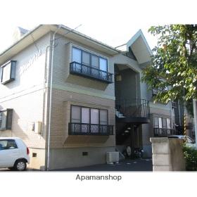 新潟県新潟市中央区、新潟駅徒歩15分の築22年 2階建の賃貸アパート