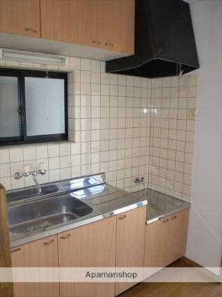 グランディール[2LDK/59.62m2]のキッチン