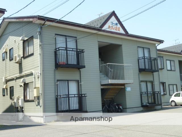 新潟県新潟市江南区、亀田駅徒歩21分の築18年 2階建の賃貸アパート