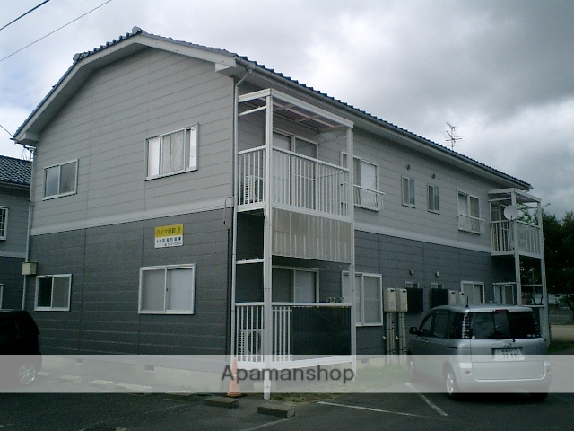 新潟県新潟市江南区、亀田駅徒歩8分の築24年 2階建の賃貸アパート