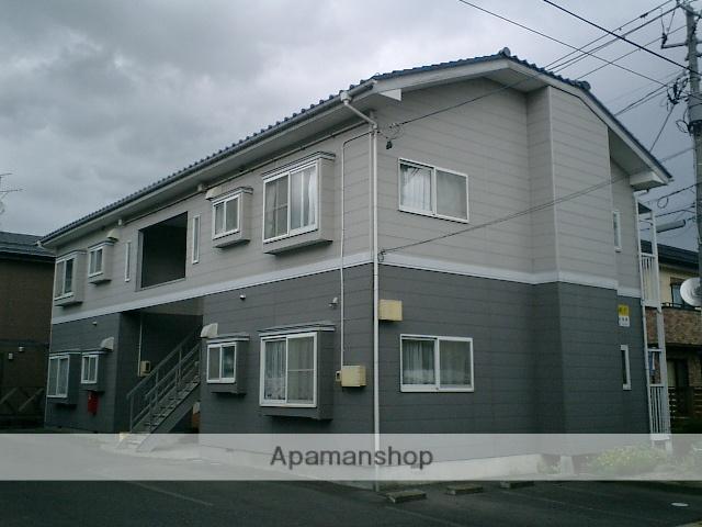 新潟県新潟市江南区、亀田駅徒歩8分の築16年 2階建の賃貸アパート