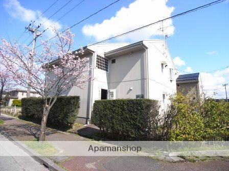 新潟県新潟市東区、越後石山駅徒歩8分の築26年 2階建の賃貸アパート