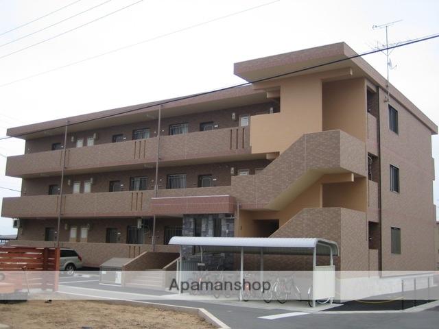 新潟県新潟市江南区、亀田駅徒歩7分の築10年 3階建の賃貸マンション